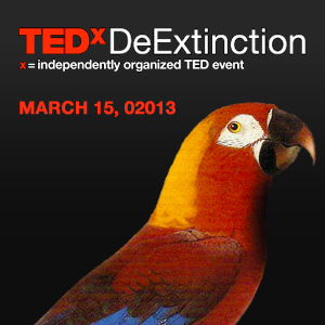 TEDxDeExtinction - Revive & Restore